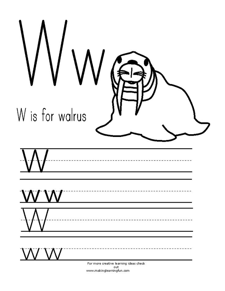 34 best ABC Printing Practice Pages from Making Learning Fun – Learning Abc Worksheets