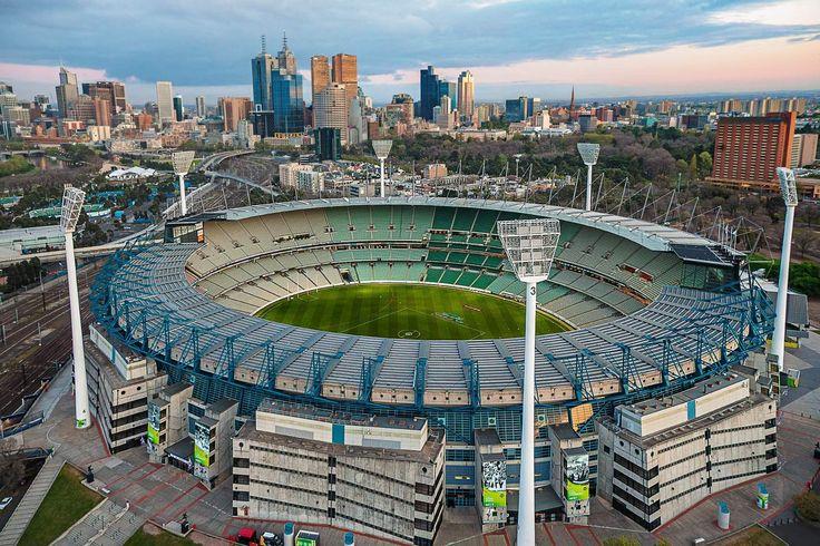 Melbourne Cricket Ground HD Wallpaper