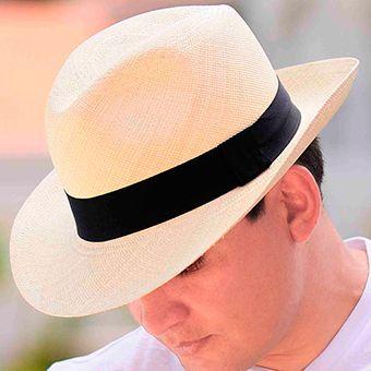 Sombrero de Panam� Borsalino - Gamboa Classic