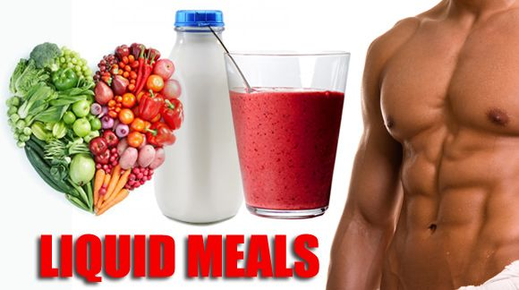 "Liquid Diet Plans for Bodybuilding, Strength & Weight loss  There are several reasons to consume a liquid diet: to let the internal organs of digestion ""rest,"" or as a prelude to a weight loss program or deliver nutrients fast to the body. As you"