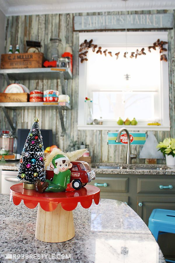 Eclectic Holiday Home Tour Decorating Ideas