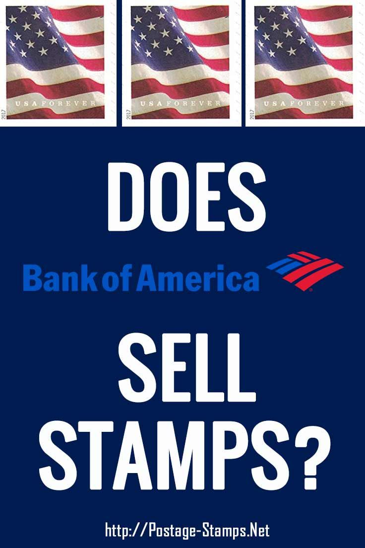 Does Bank of America sell stamps? Find out what postage costs and how many you can get here: http://postage-stamps.net/bank-america-stamps/