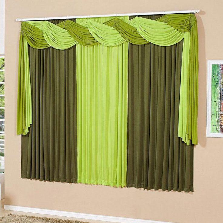 Las 25 mejores ideas sobre cortinas elegantes para sala for Cortinas blancas baratas