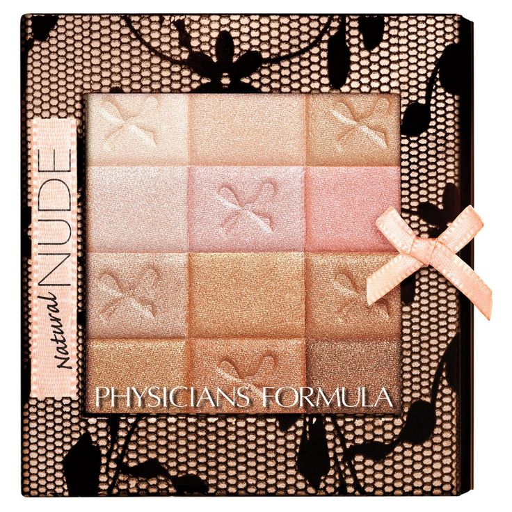 Physicians Formula Natural Nude Shimmer Strip Nude Palette for Face & Eyes 7.5 g
