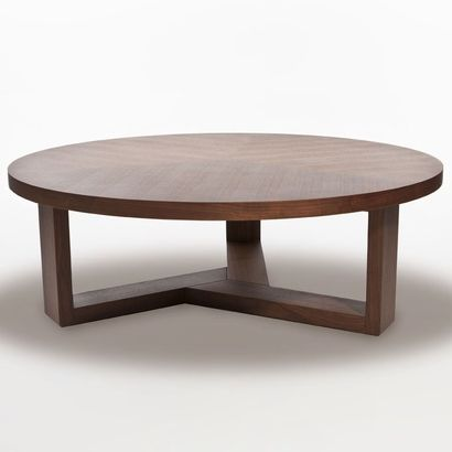 Tripod Round Coffee Table Click To Enlarge