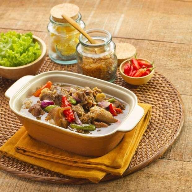 Resep Pindang Kambing Untuk Hari Raya Masak Apa Hari Ini Resep Resep Masakan Asia Makanan Resep Makanan
