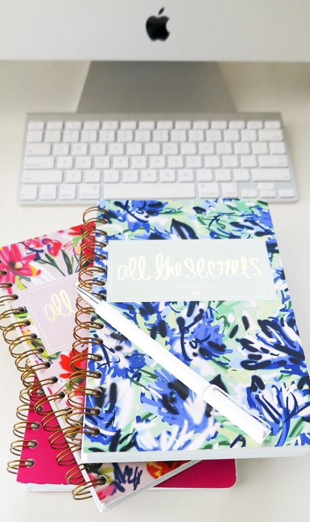 Spiral notebooks | Ashley Brooke Designs