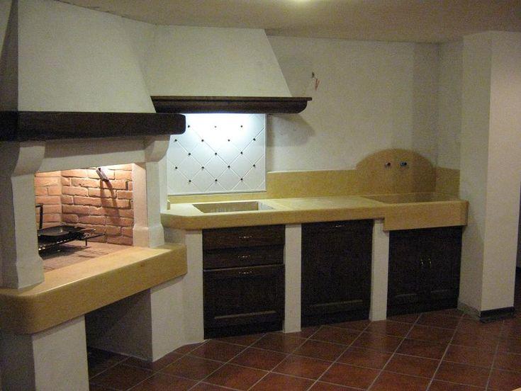 Oltre 25 fantastiche idee su caminetti cucina su pinterest - Camino in cucina ...