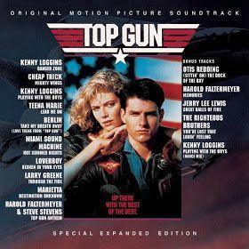 """DANGER ZONE"" In 'Top Gun' (1986):  | Zen For Zoey: 10 MEGAHIT MOVIE SONGS AND A SPOTLIGHT ON CHRIS CORNELL"