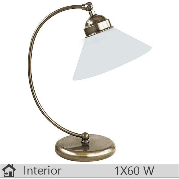 Veioza iluminat decorativ interior Rabalux, gama Marian, model 2702 http://www.etbm.ro/corpuri-de-iluminat