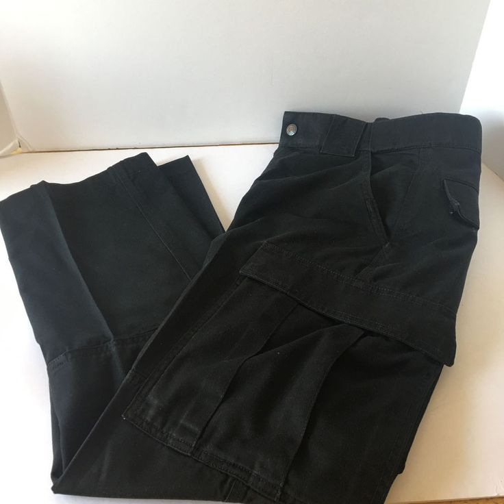 511 Tactical Series Code 3 Uniforms Black Cargo Women's Small Pants #511Tactical
