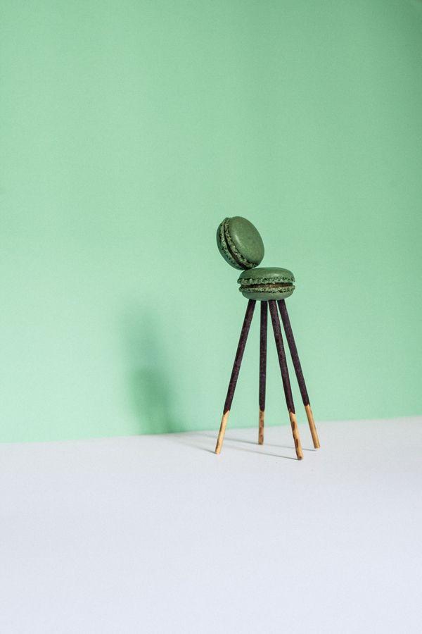 Interpreting Ten Lutrario Chairs by Carlo Mollino / by Alla Carta