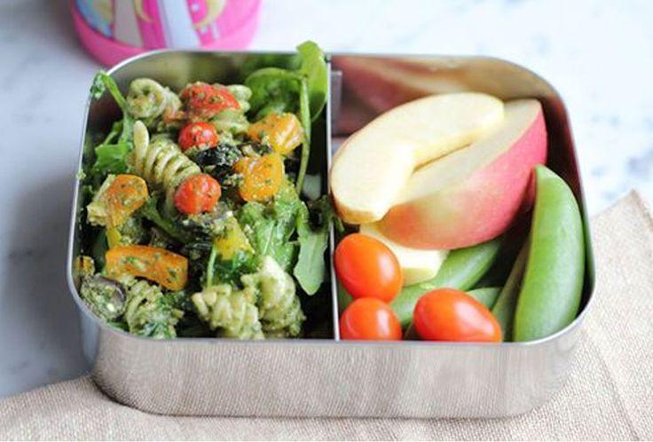 Lunch boxes para no sacrificar tu salud  4. Cocina arroz, pasta o cuscús extra cuando tengas tiempo. Puedes hacer muchas cosas como ensaladas y sopas.