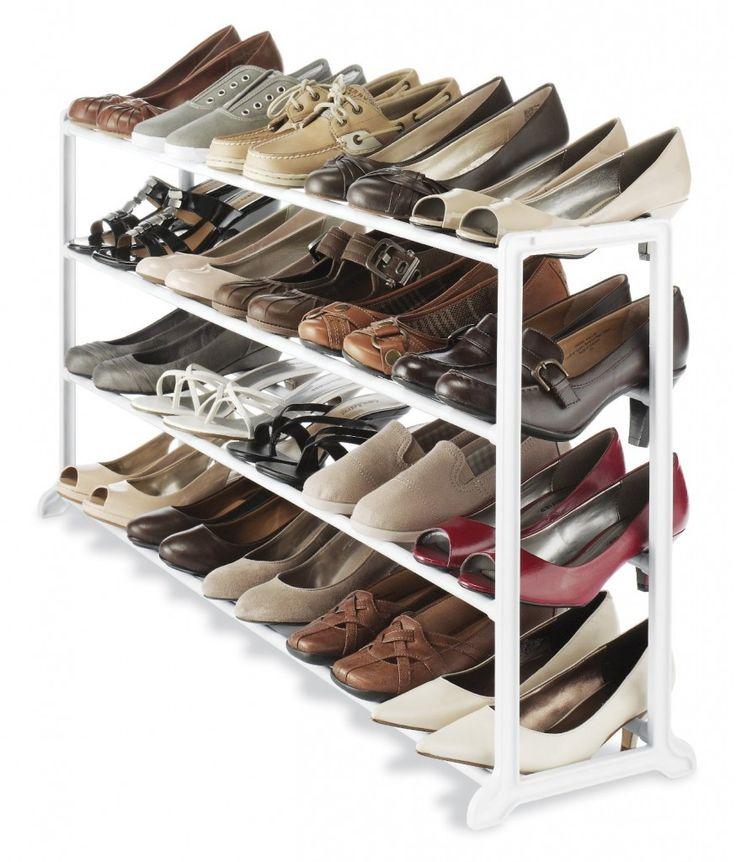 Best 25+ Best Shoe Rack Ideas On Pinterest | Hanging Shoe Organizer, Shoe  Storage And Dorm Shoe Storage