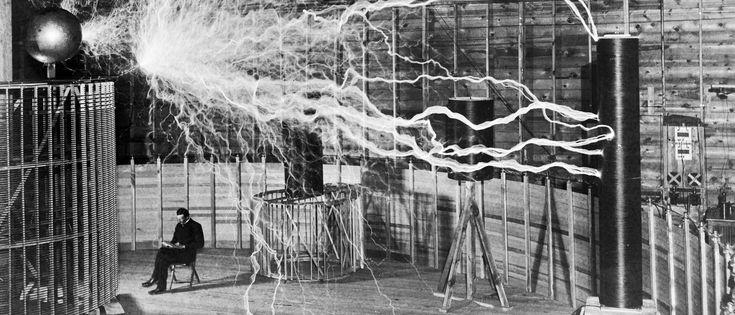 Nikola Tesla. Suyo es el futuro – Espacio Fundación Telefónica