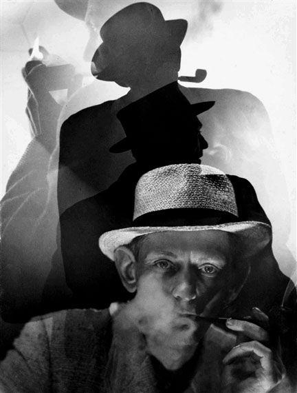 Edmund Kesting: Self-Portrait, 1940.