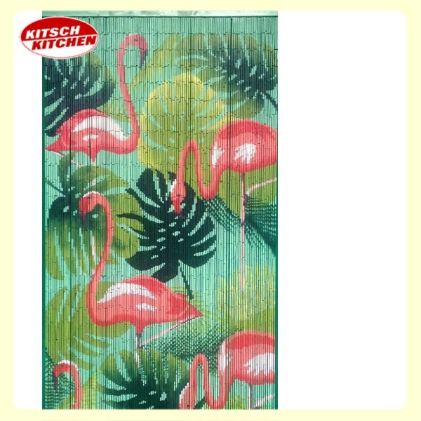 Les 25 meilleures id es de la cat gorie rideau de porte bambou sur pinterest - Rideau de douche bambou ...