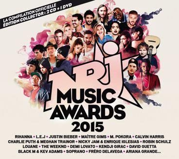 nrj - NRJ Music Awards 2015