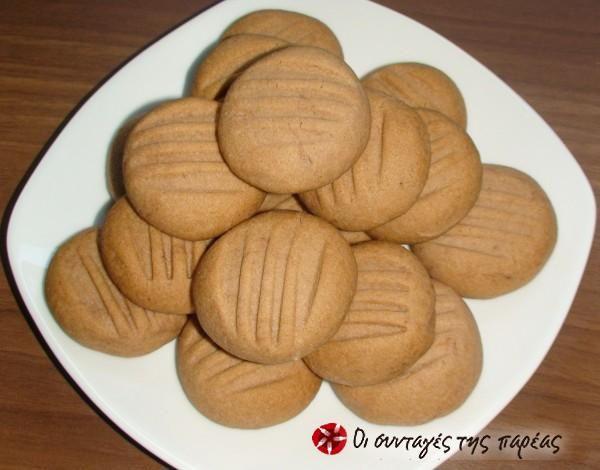 Γευστικά μπισκότα βανίλιας #sintagespareas #mpiskotavanilias