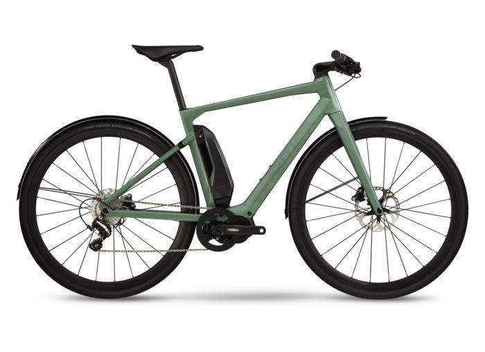 Bmc Electric Alpenchallenge Amp City Ltd 2020 Hybrid Bike