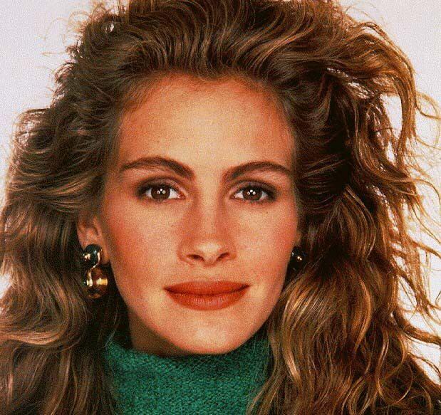 Classic 90s makeup