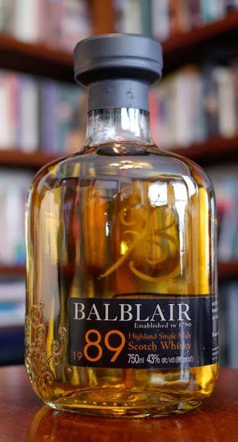 The Balblair 1989-2010, 2nd edition Single Malt Scotch Whisky