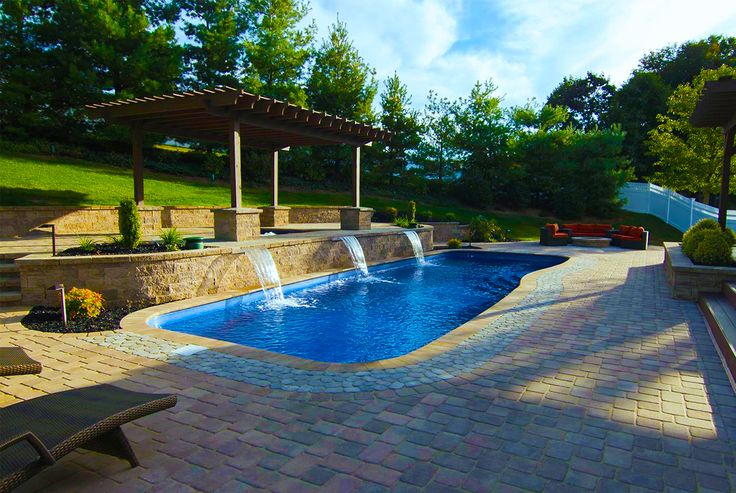 35 best monte carlo by riviera images on pinterest - Riviera fiberglass pools ...
