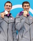 Swimming Greats