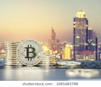 What bank is cryptocurrency stock
