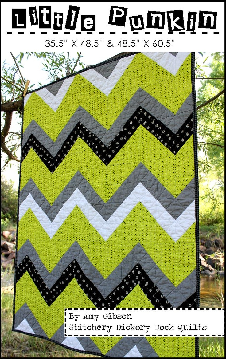 316 best Chevron Quilts images on Pinterest | Quilt patterns, Easy ... : chevron stripe quilt pattern - Adamdwight.com