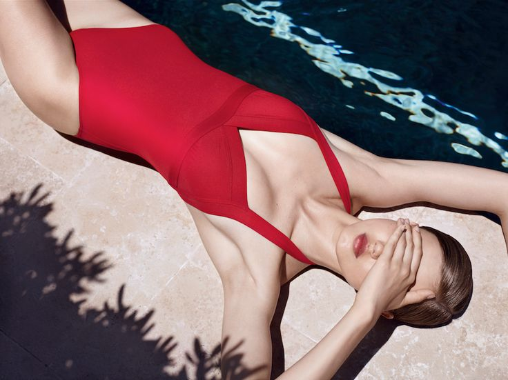 From the ERES Swimwear 2014 Collection. Les essentiels line. #Eres