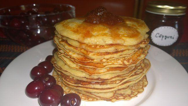#Clatite americane #Pancakes