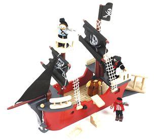 Barco dos piratas. www.alugarparabrincar.com