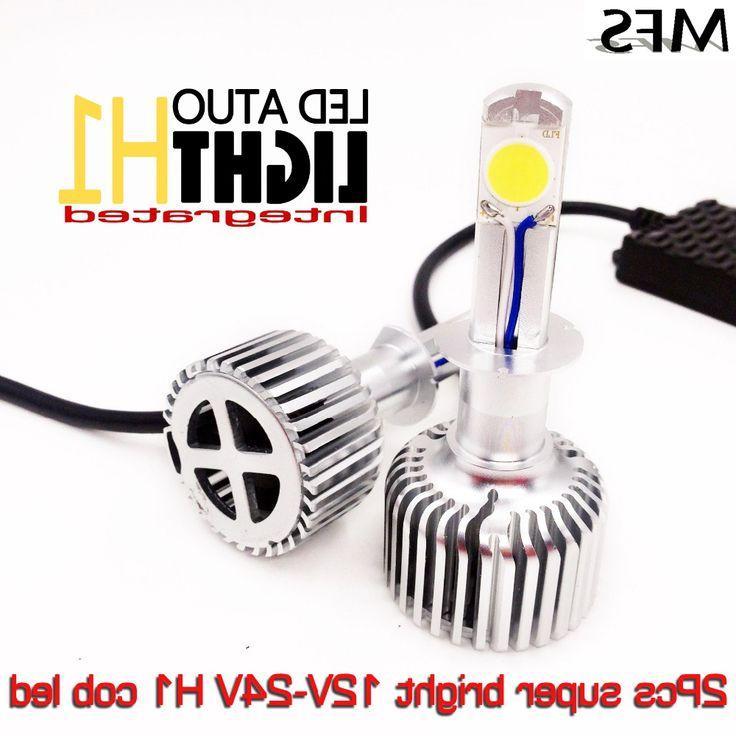 54.00$  Watch here - https://alitems.com/g/1e8d114494b01f4c715516525dc3e8/?i=5&ulp=https%3A%2F%2Fwww.aliexpress.com%2Fitem%2F2pcs-super-bright-12V-24V-H1-cob-led-car-headlight-Driving-Daytime-with-can-bus%2F1000001127231.html - Enduro Chopper Motorcycle Motorcycle Headlight 2pcs Super Bright 12v-24v H1 Cob Led Car Headlight Driving Daytime With Can Bus