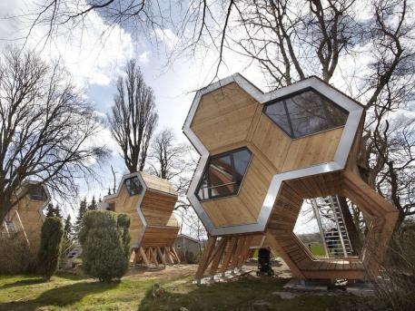 Jugendherbergen DesignHerbergen an der Ostsee Modernes