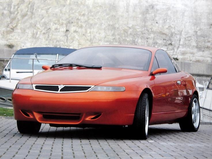 1992 Lancia Magia Concept by IAD