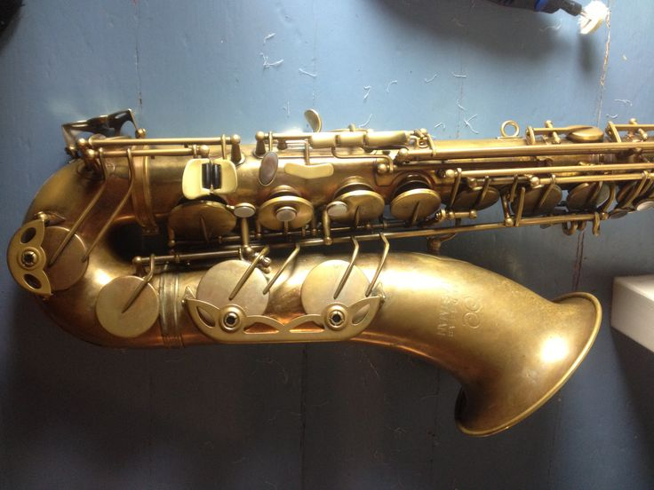 Andreas Eastman 52nd Street Tenor Sax