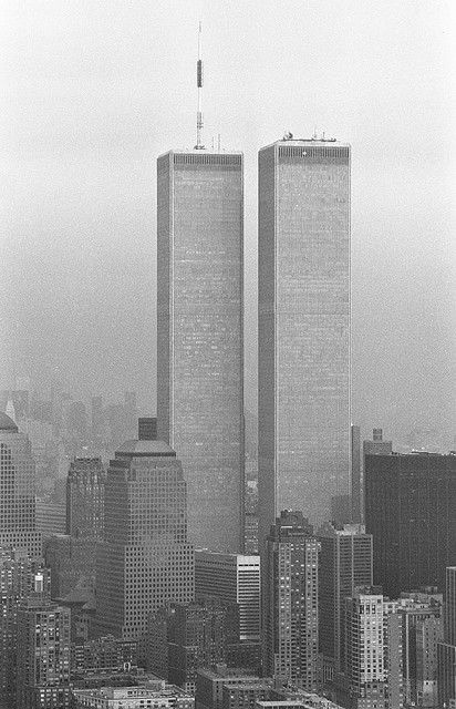 Every time I see an image of the towers, even a glimpse on an old TV rerun, it pulls at my heart.