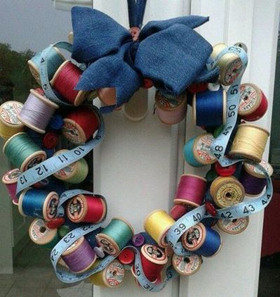 Would look cute using the denim snowflake ribbon I just picked up