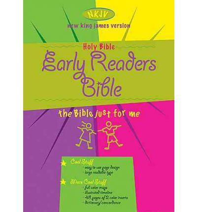 Holy Bible: New King James Version Early Readers Bible (Hardback)