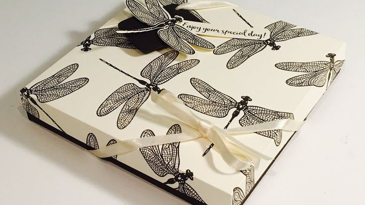 Dragonfly Dreams Gift Box - New Stampin' Up Products Preview