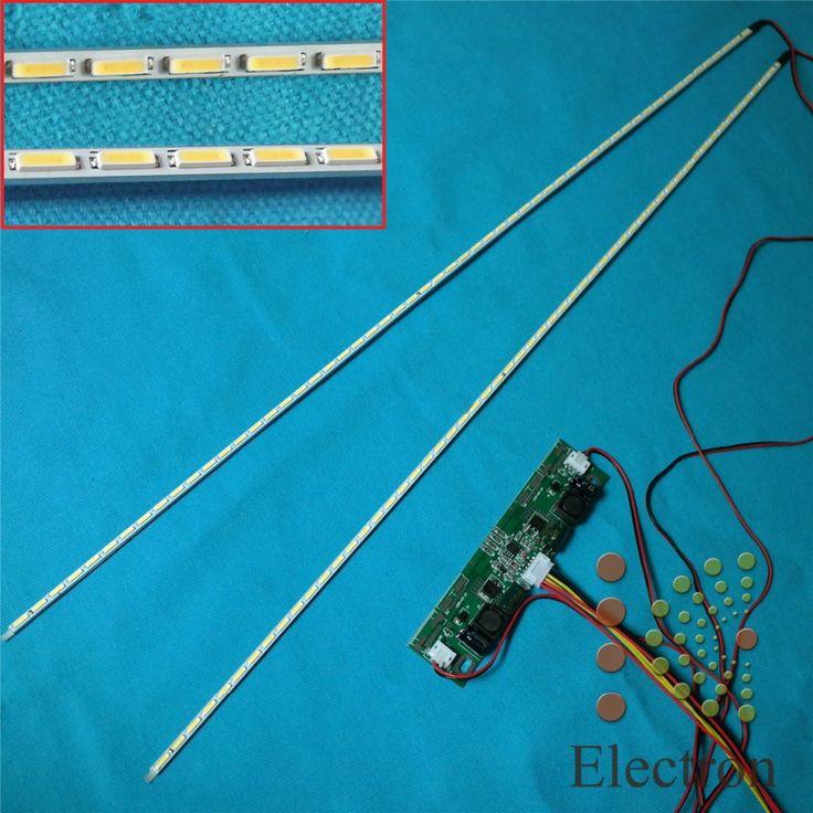 $19.80 (Buy here: https://alitems.com/g/1e8d114494ebda23ff8b16525dc3e8/?i=5&ulp=https%3A%2F%2Fwww.aliexpress.com%2Fitem%2F358mm-LED-Backlight-Lamps-strip-Update-Kit-Aluminum-plate-w-26-65-inverter-For-32-inch%2F32686894743.html ) 358mm LED Backlight Lamps strip Update Kit Aluminum plate w/ 26''-65'' inverter For 32 inch LCD Monitor TV Panel High light for just $19.80