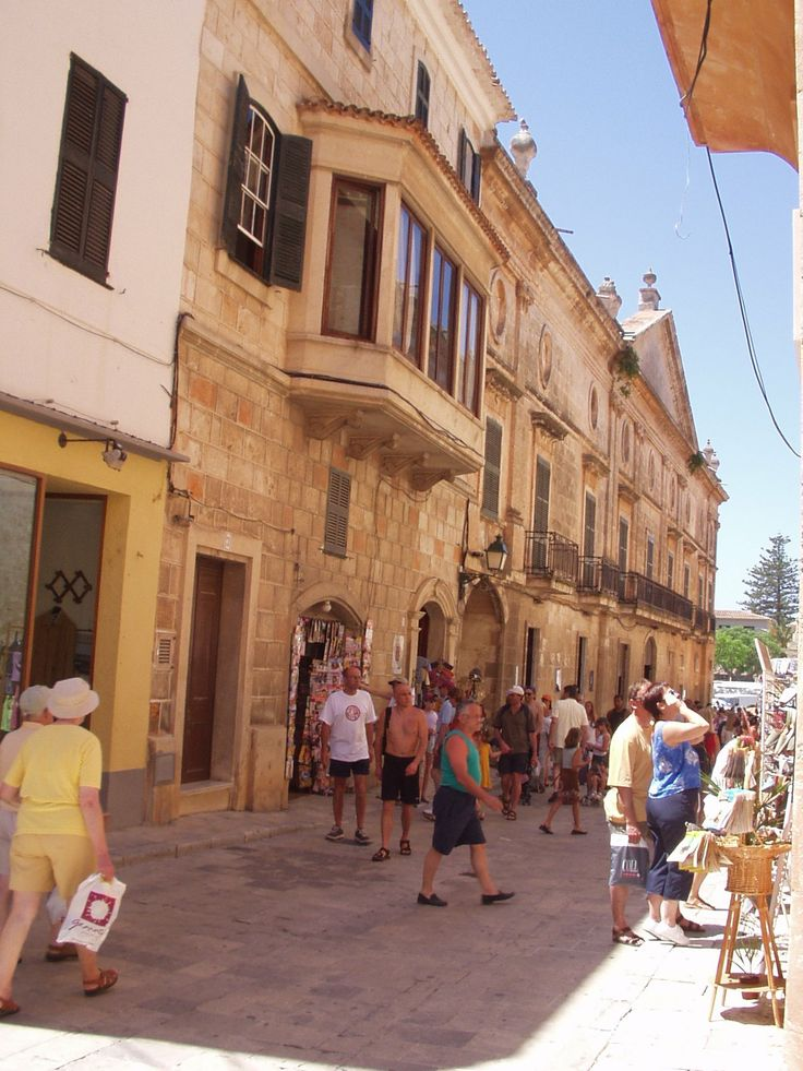 Menorca - Ciutadella - http://Menorca-web.de