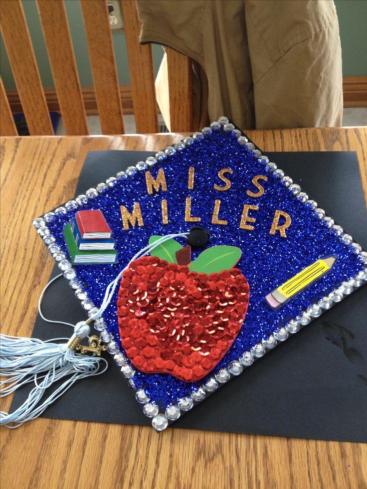 Best 127 Graduation Cap Decoration Ideas Images On