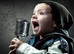 singing loudly kids - #nutmegcomp
