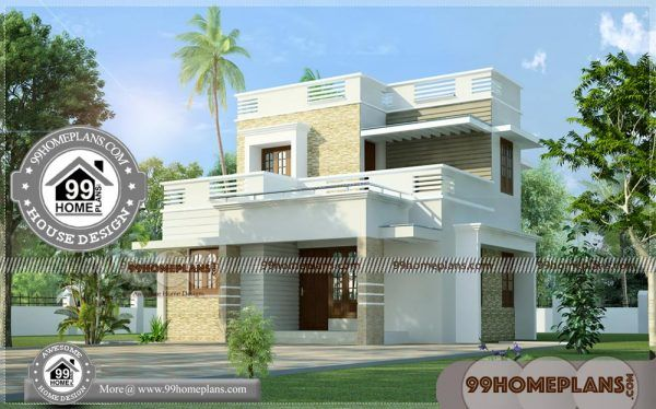 House Outside Design In Indian 75 Small 2 Storey Homes Plans Online Modern Bungalow Exterior Designs