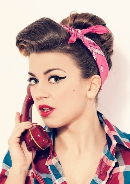 Me encanta la moda pin up! y a ti?