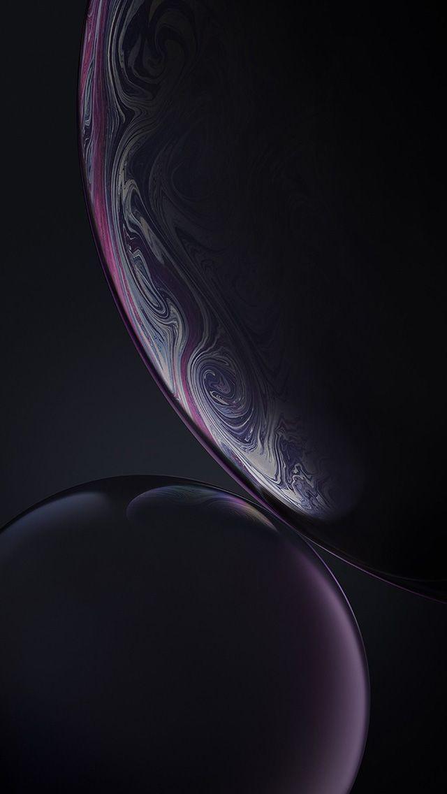 Bg32 Apple Iphone Xs Dark Official Art S Izobrazheniyami Yabloko