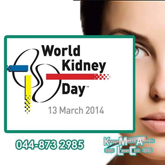 Today we celebrate World Kidney Day! World Kidney Day aims to raise awareness of the importance of our kidneys to our overall health and to reduce the frequency and impact of kidney disease and its associated health problems worldwide. #WKD