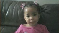 Bianca Jones age 2, missing since December 2nd, 2011.  Last seen in fathers car that was reportedly carjacked. If anyone has any information regarding her disappearance, they are asked to call 1-800-SPEAKUP (anonymous) or the Detroit Police Department : 313-596-2170, or 911.